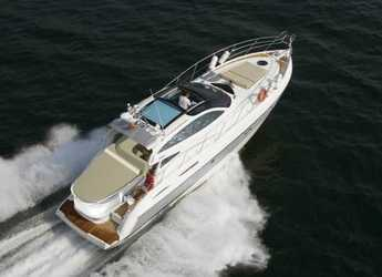 Rent a yacht in Port of Santa Eulària  - Cranchi 47 HT