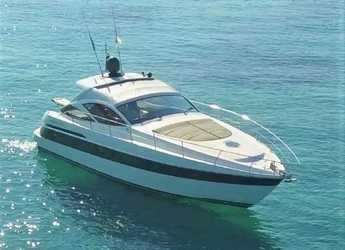 Rent a yacht in Marina Ibiza - Pershing 43