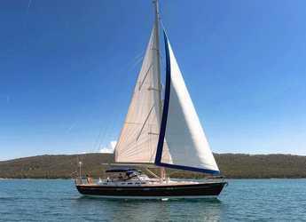 Rent a schooner in Marina Kastela - Beneteau 57