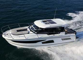 Rent a motorboat in Split (ACI Marina) - Jeanneau Merry Fisher 1095
