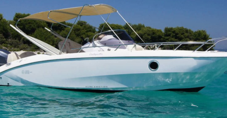 Chartern Sie motorboot in Marina Porto Cristo - Sessa Key Largo 24