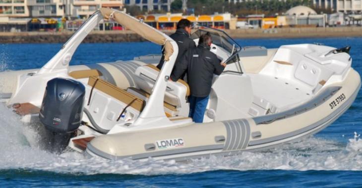 Louer dinghy à Marina Porto Cristo - Lomac 790