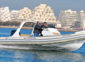 Rent a dinghy in Marina Porto Cristo - Lomac 790