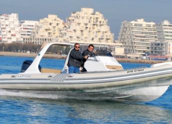 Chartern Sie schlauch-/beiboot in Marina Porto Cristo - Lomac 790