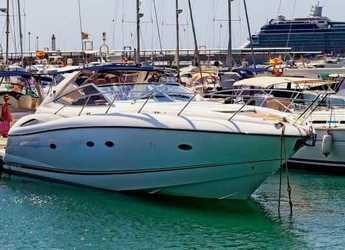 Rent a yacht in Marina Botafoch - Sunseeker Portofino 49ft+Comanche 40ft
