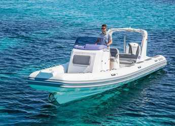 Rent a dinghy in Ibiza Magna - Brig 780