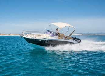 Rent a motorboat in Ibiza Magna - Sessa