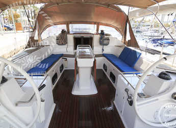 Rent a sailboat in Muelle de la lonja - Elan 50 Impression