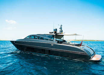 Rent a yacht in Ibiza Magna - Leopard 27