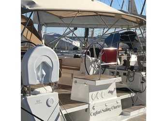 Chartern Sie segelboot in Marina di Portisco - Dufour 512 Grand Large