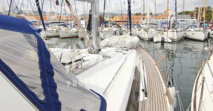 Alquilar velero Oceanis 45 en Muelle de la lonja, Palma de mallorca