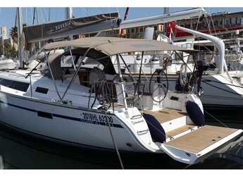 Rent a sailboat in Cagliari port (Karalis) - Bavaria Cruiser 41