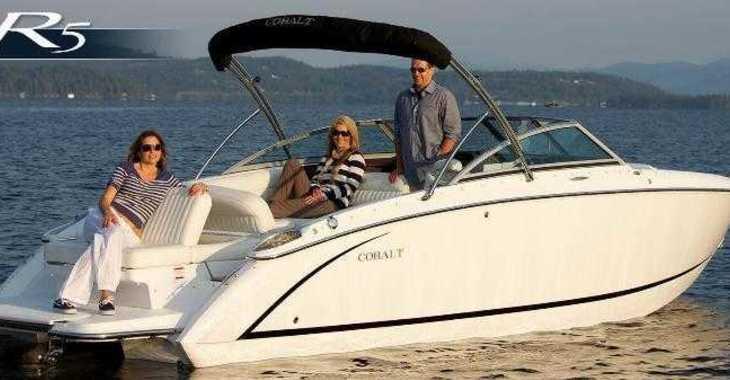 Alquilar barco a motor R5 en Port d'andratx, Andratx