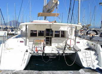 Rent a catamaran in Marina di Stabia - Lagoon 450