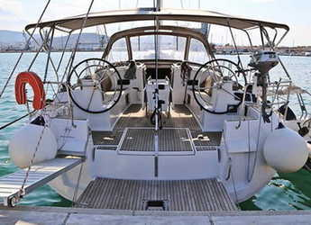 Rent a sailboat in Marina di Stabia - Sun Odyssey 509