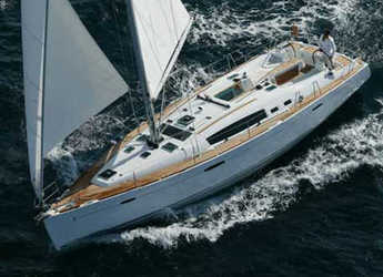 Chartern Sie segelboot in Marina di Scarlino - Oceanis 46