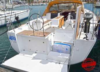Chartern Sie segelboot in Marina di Scarlino - Dufour 460 GL