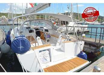 Rent a sailboat in Marina di Scarlino - Hanse 415