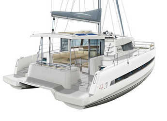 Rent a catamaran in Marina di Olbia - Bali 4.1