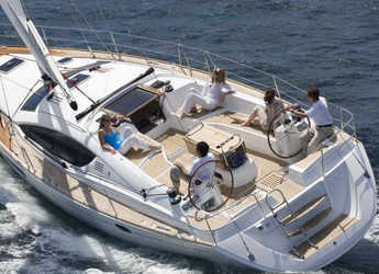 Rent a sailboat in Marina di Scarlino - Sun Odyssey 43
