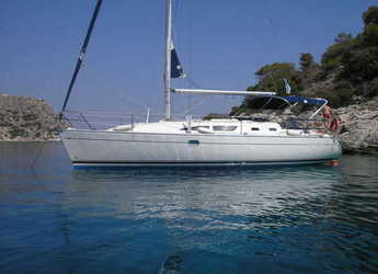 Rent a sailboat in Marina di Scarlino - Sun Odyssey 37