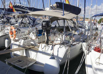 Rent a sailboat in Muelle de la lonja - Sun Odyssey 409