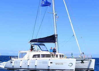 Rent a catamaran in Marina di Portisco - Lagoon 440