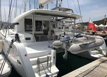 Louer catamaran à Marina di Portisco - Lagoon 39