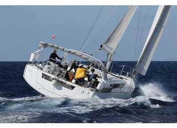 Rent a sailboat in Marina di Portisco - Oceanis 55