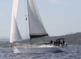 Rent a sailboat in Marina di Portisco - Cyclades 50.5