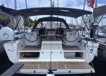 Rent a sailboat in Marina di Portisco - Dufour 512 Grand Large