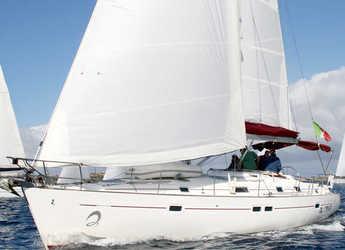 Louer voilier à Marina di Portisco - Oceanis 411-4*