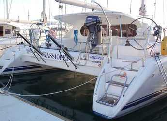 Alquilar catamarán en Netsel Marina - Nautitech 47