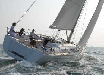 Rent a sailboat in Ece Marina - Dufour 445 GL