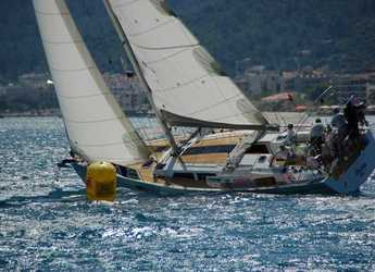 Rent a sailboat in Marmaris - Hanse 470e