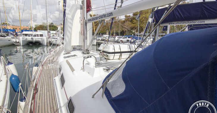 Alquilar velero en Muelle de la lonja - Cyclades 43.4