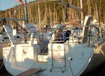 Rent a sailboat in Fethiye - Beneteau Oceanis 43