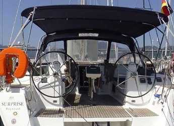 Rent a sailboat in Netsel Marina - Dufour 450 GL