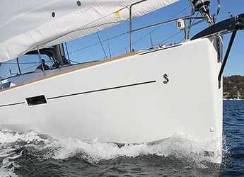 Rent a sailboat in Marmaris - Oceanis 45 4 cabins