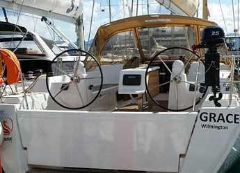 Rent a sailboat in Ece Marina - Dufour 450 GL