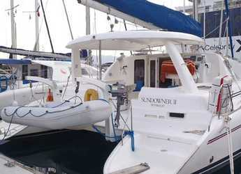 Rent a catamaran in Netsel Marina - Leopard 4300