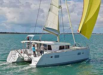 Rent a catamaran in Netsel Marina - Lagoon 400 S2