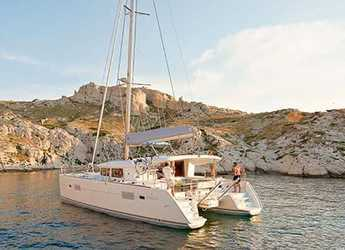 Rent a catamaran in Ece Marina - Lagoon 400 S2