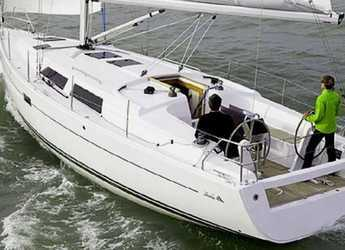 Rent a sailboat in Fethiye - Hanse 375