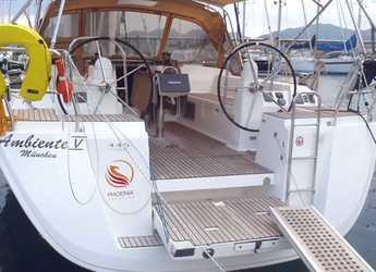 Rent a sailboat in Ece Marina - Dufour 445 GL 6 pax