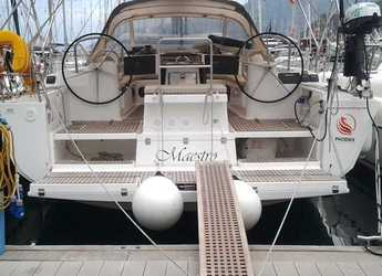 Rent a sailboat in Netsel Marina - Dufour 500 GL