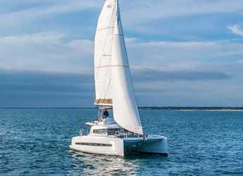 Rent a catamaran in Marina Frapa - Bali 4.3 - 4 double cabins