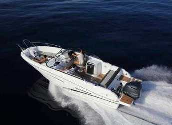 Chartern Sie motorboot in Puerto Deportivo Cala'n Bosch - Jeanneau Cap Camarat 7.5