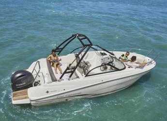 Chartern Sie motorboot in Puerto Deportivo Cala'n Bosch - Cap Camarat 6.5 BR
