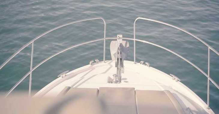 Rent a sailboat in Marina el Portet de Denia - Jeanneau Prestige 400 fly